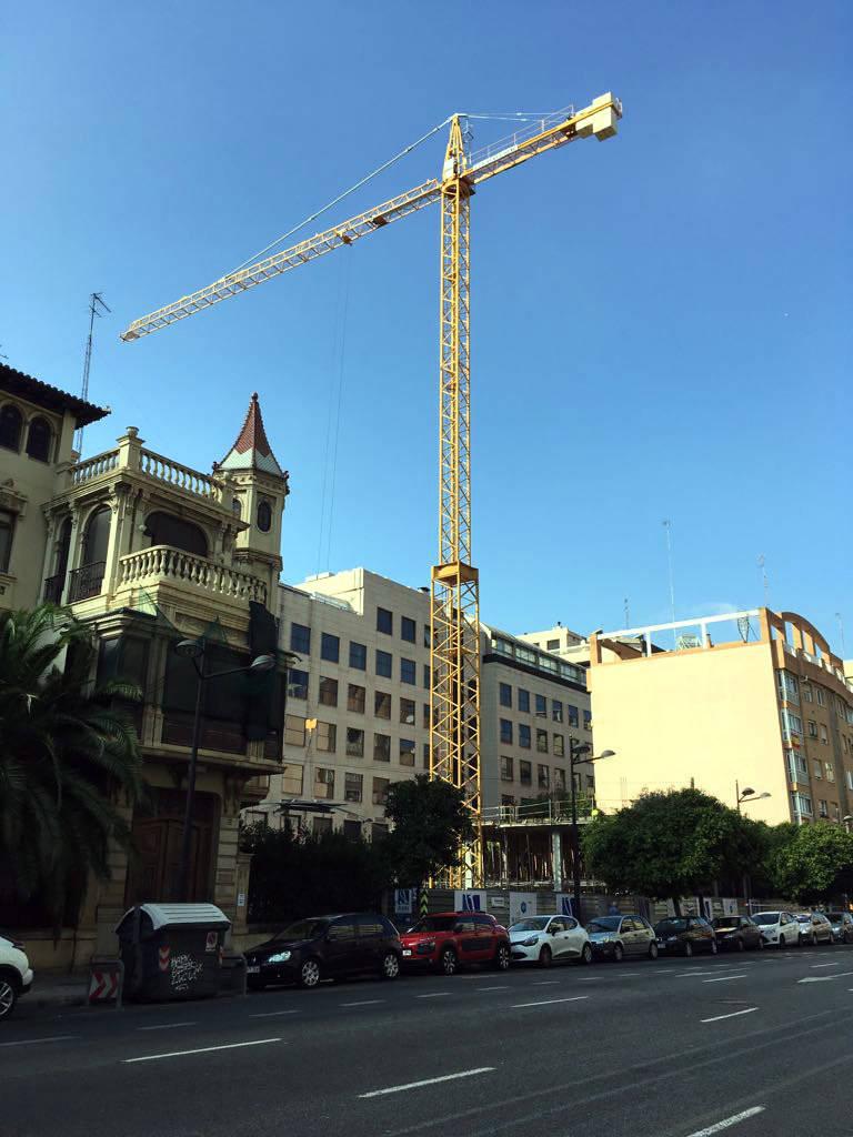 Ratisbona la inmobiliaria alemana que ha construido cien supermercados desde alfafar valencia - Hotel avenida del puerto valencia ...
