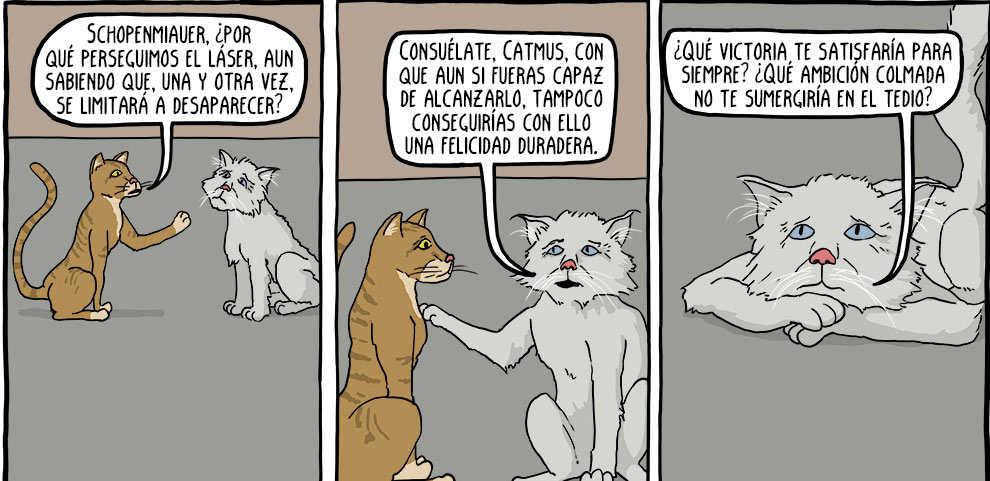 Cómics existenciales: humor para defender a la Filosofía del  antiintelectualismo - Cultur Plaza