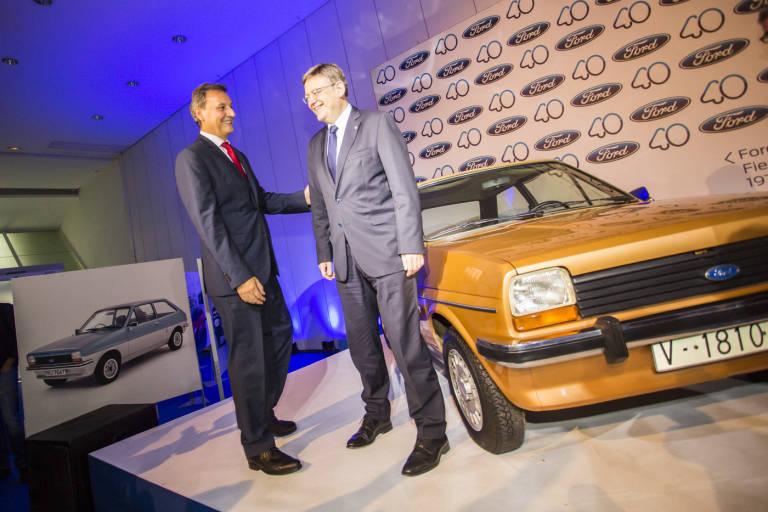 best cheap 69a36 223b6 Ford Almussafes afianza su futuro al adjudicarse el nuevo modelo del Kuga