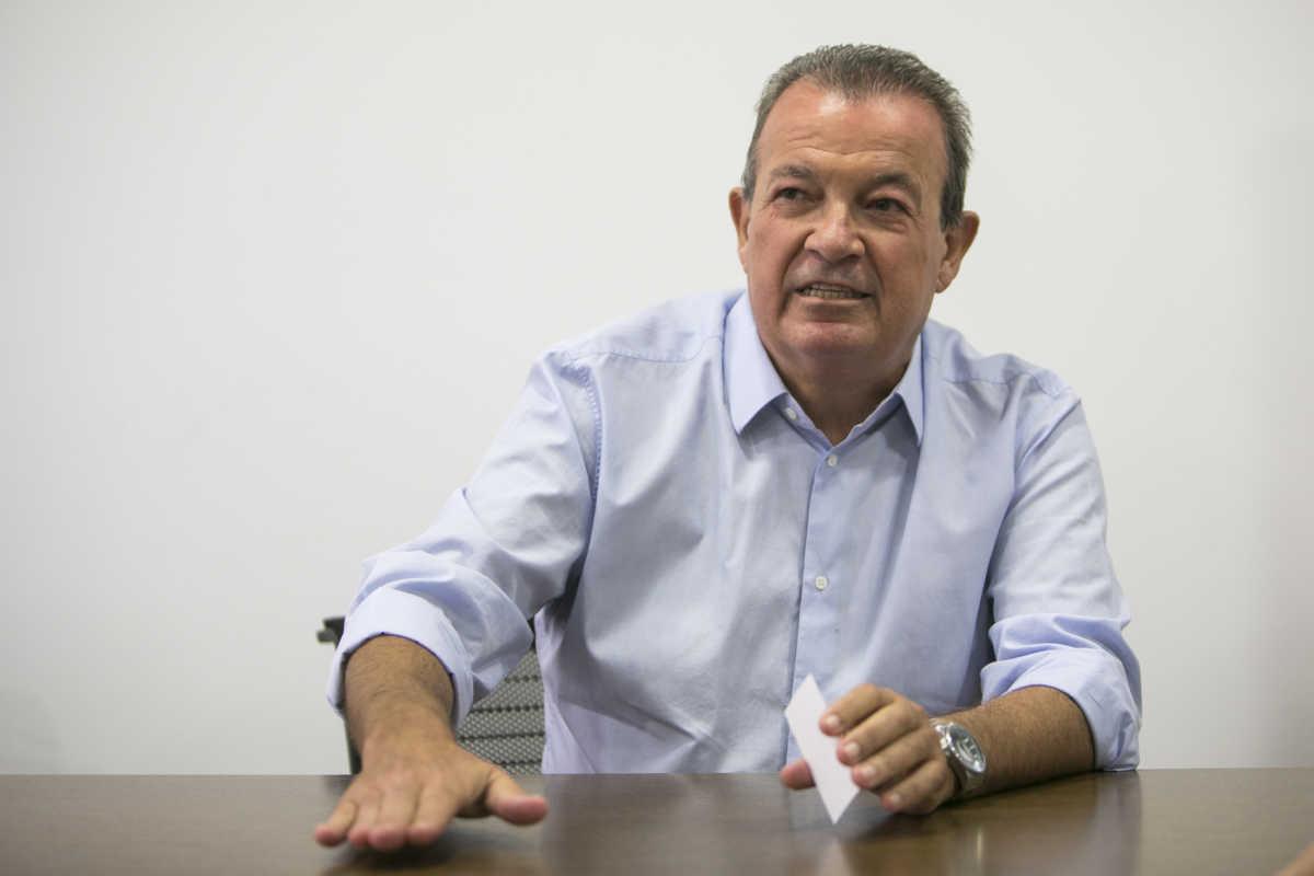 José Antonio Pérez, experto valenciano en el Comité Técnico. Foto: EVA MÁÑEZ