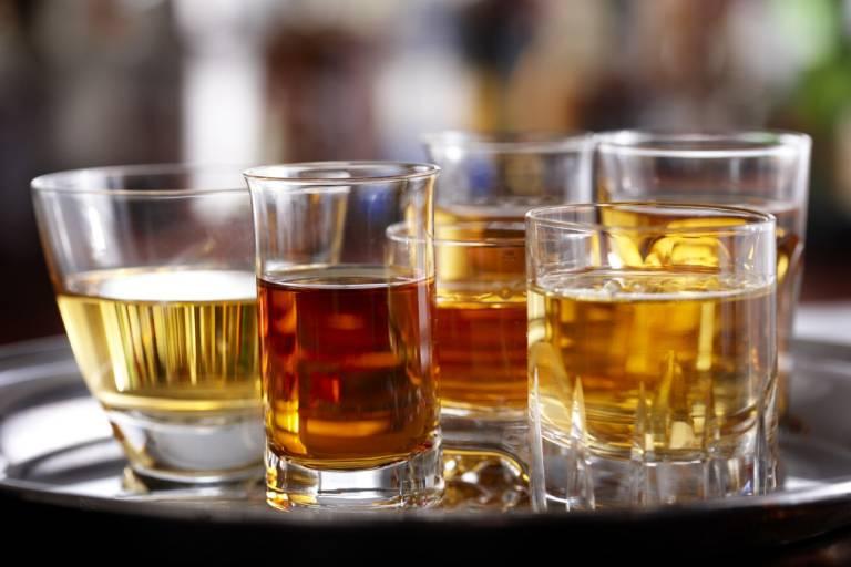 Las recetas del tratamiento de los alcohólicos