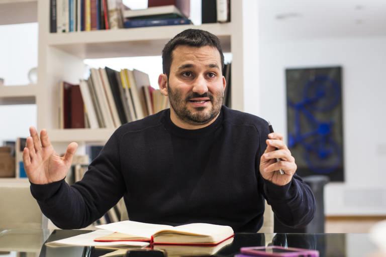 El conseller de Educación, Investigación, Cultura y Deporte, Vicent Marzà. Foto: EVA MÁÑEZ