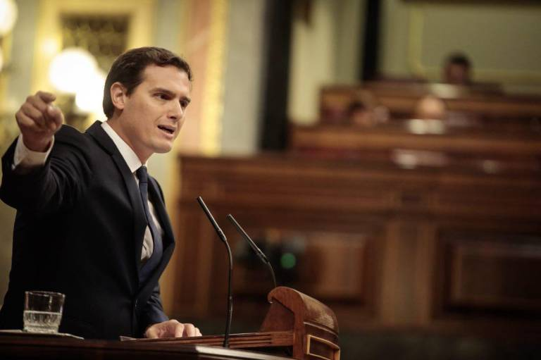 Albert Rivera. Foto: Cs