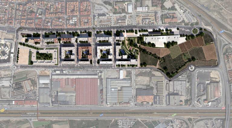 Los planes de Ática en Quart de Poblet: construir 400 viviendas y ...