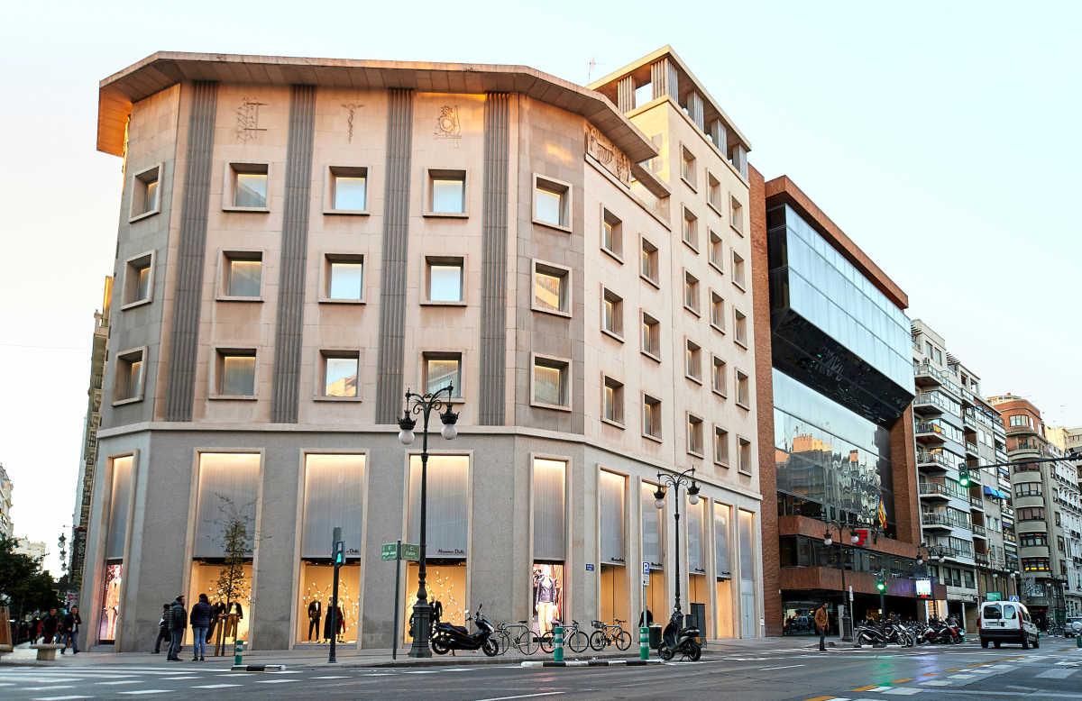 Massimo Dutti Tiendas Barcelona Massimo Dutti Barcelona Tienda De  # Muebles De Massimo Dutti