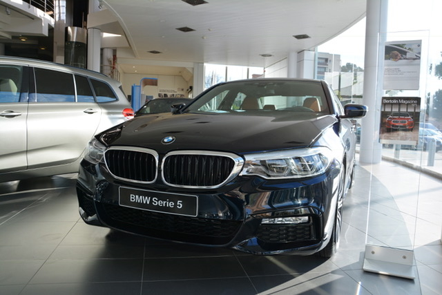 Plaza Motor El Nuevo Bmw Serie 5 Llega A Bertol N