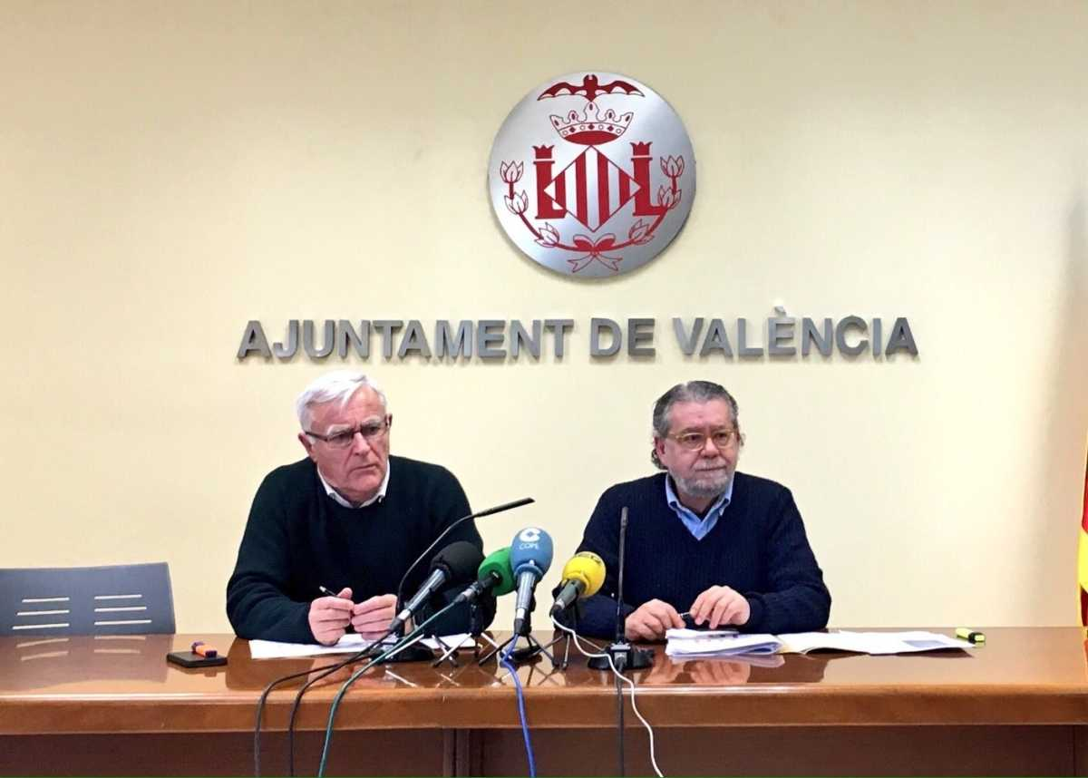 Arquitectos profesores el ayuntamiento de val ncia for Bolsa de trabajo arquitecto