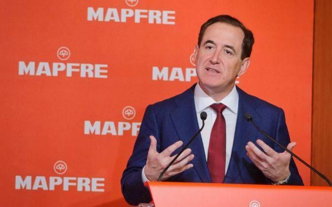 Mapfre atribuye el recorte de ganancias a las catástrofes naturales