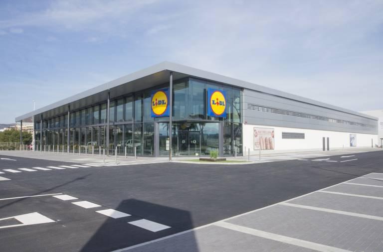 Lidl abre en gandia su tienda m s grande en la comunitat for Mercadona oficinas centrales