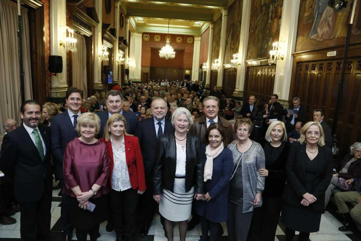 Las dos candidatas a la presidencia del ateneo acuerdan for Juzgados martorell