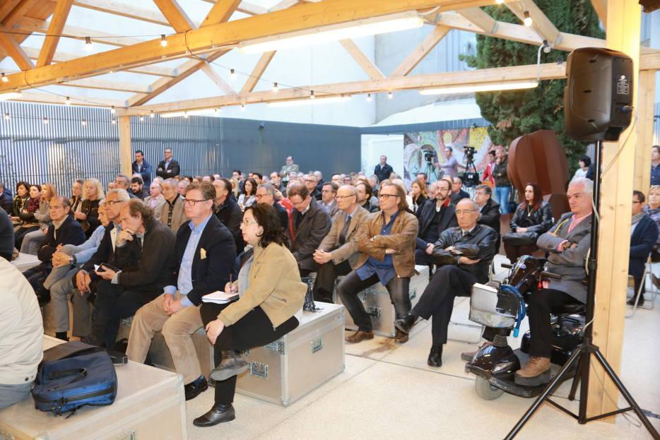 Debate ciudad en el colegio de arquitectos de val ncia - Arquitectos en valencia ...