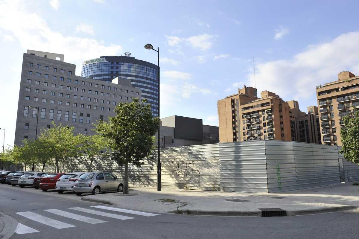 La agencia tributaria retoma la construcci n de una gran - Material de construccion en valencia ...