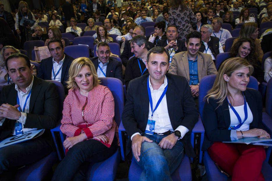 Mari Carmen Conelles, César Sánchez y Eva Ortiz. Foto: EVA MÁÑEZ
