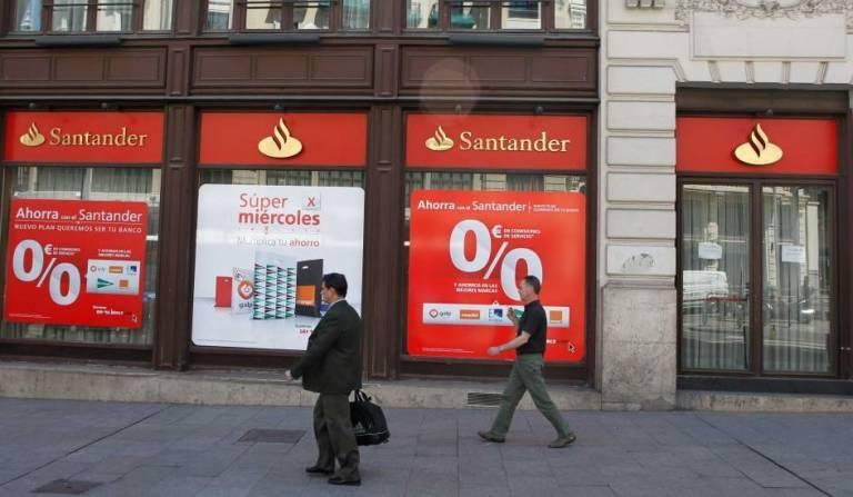Comprar acciones del banco santander espere a que for Inmobiliaria del banco santander