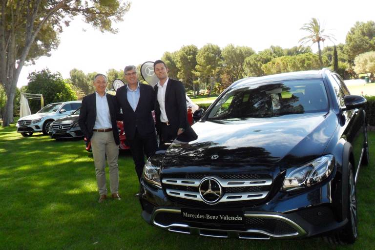 Plaza Motor Clausurados Los Torneos Mercedes Benz