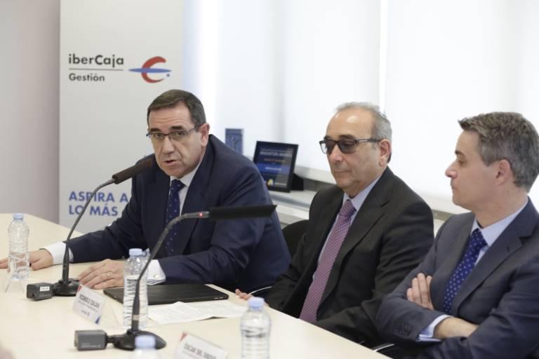 Ibercaja gesti n aumenta un 8 2 el patrimonio en los for Ibercaja valencia oficinas