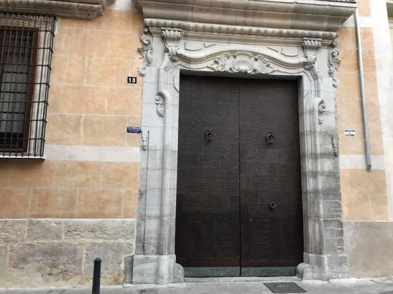 Puertas patios y zaguanes de la val ncia de otros tiempos - Puertas para porches ...