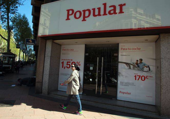 Las sucursales del banco popular operan con total for Banco abierto sabado madrid