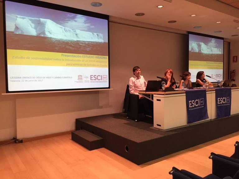 Presentación del estudio de la Cátedra Unesco