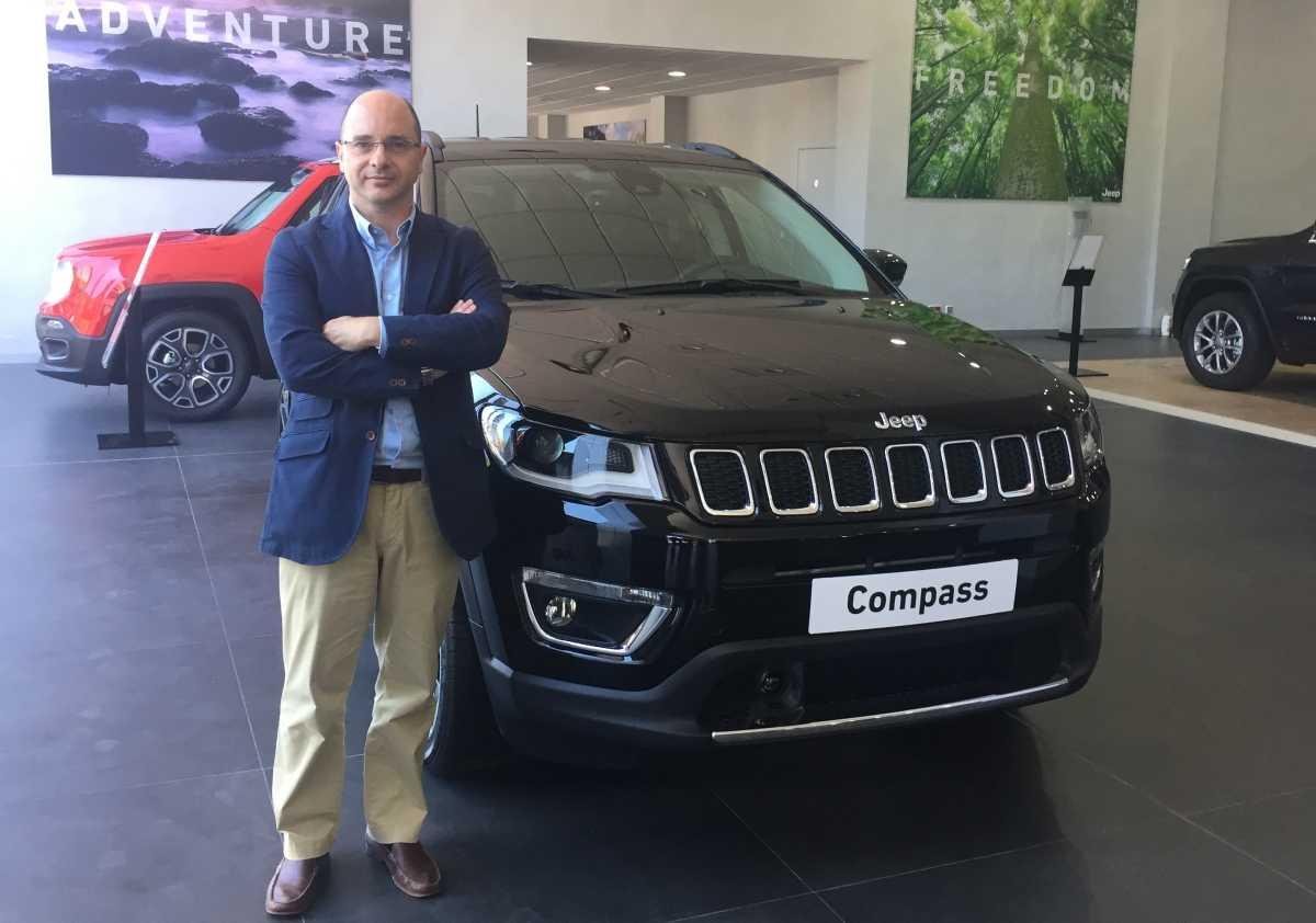 Plaza Motor Motor Village Valencia Present El Nuevo Jeep Compass Motor Plaza