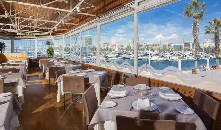 El restaurante d rsena celebra su 56 aniversario con un - Restaurante el cielo alicante ...