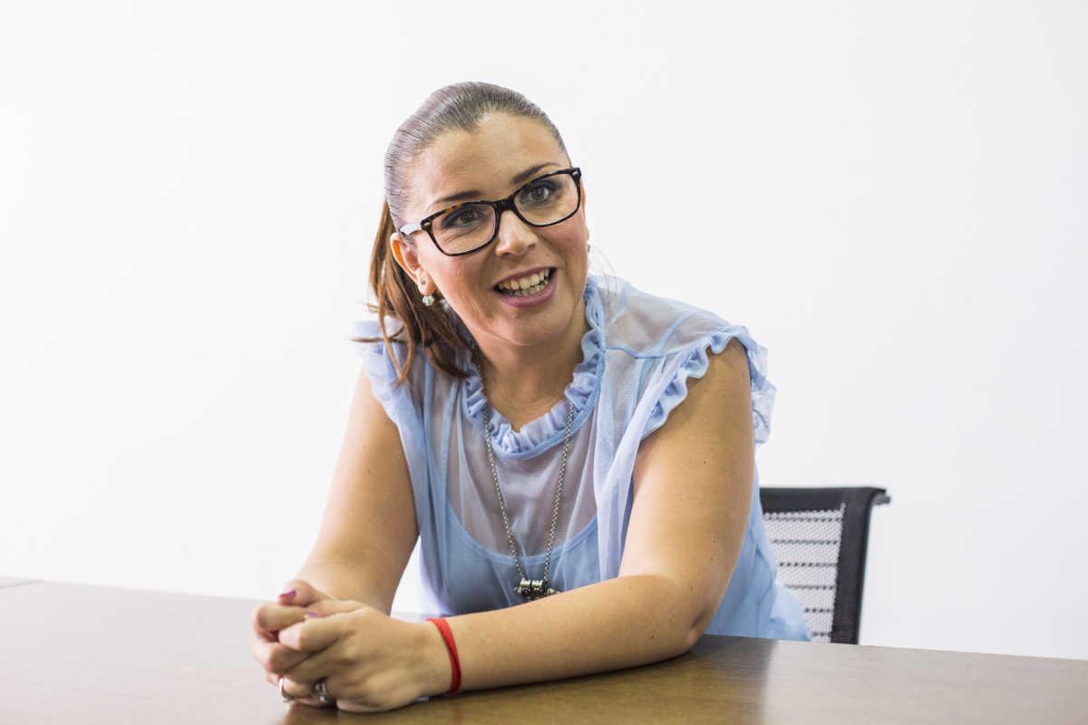 Mari Carmen Sánchez. Foto: EVA MAÑEZ