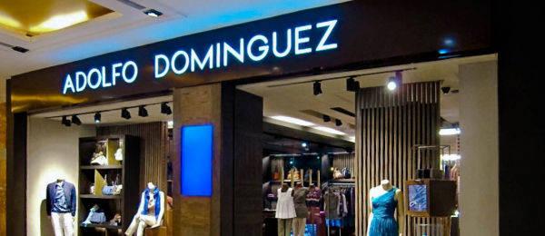 Adolfo dom nguez vende un 17 4 m s en su primer trimestre for Adolfo dominguez plaza americas xalapa