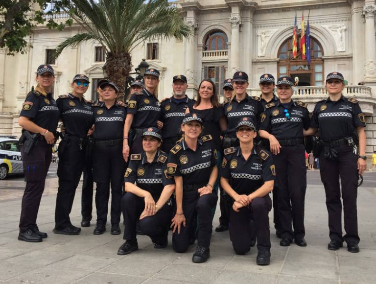 As ser la 39 nueva 39 polic a local de val ncia valencia plaza - La nueva fe de valencia ...