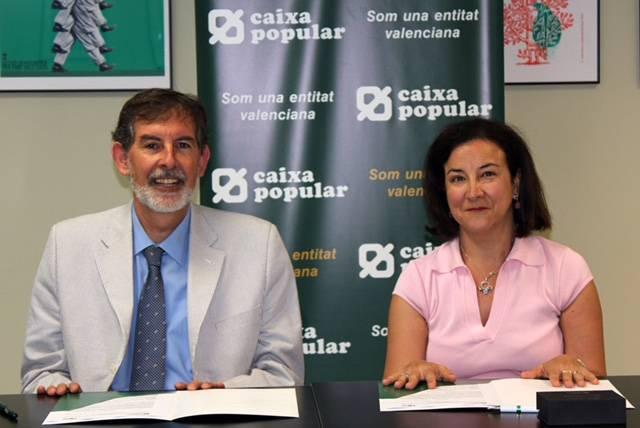 Caixa popular y febf elaborar n un estudio sobre los for Oficinas de caixa popular en valencia