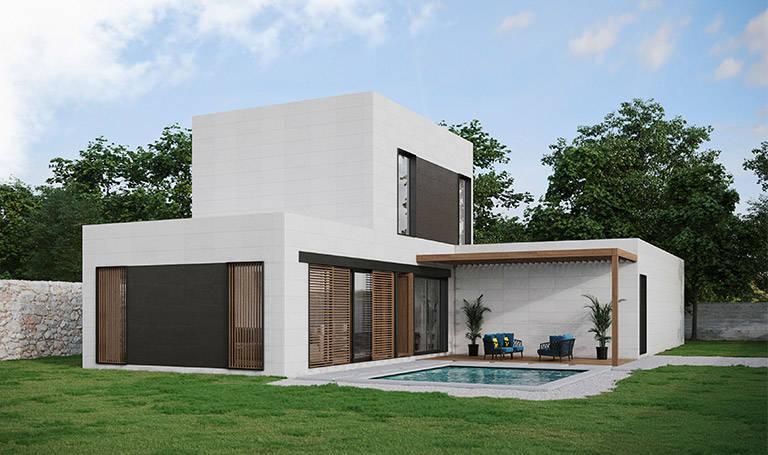 Estos son los proyectos ganadores del concurso de - Casas inhaus opiniones ...