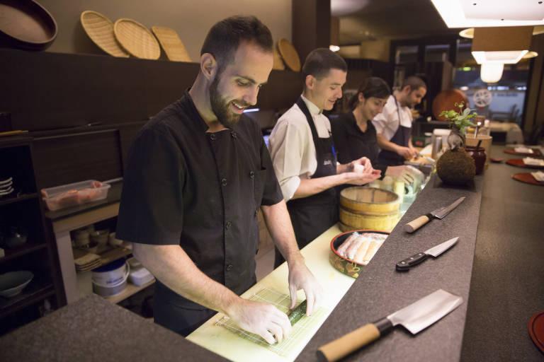 Abierto por vacaciones gu a hedonista - Restaurante tastem valencia ...