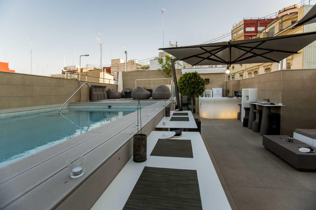 Agenda para este fin de semana qu hacer si est s por la for Hoteles en valencia con piscina