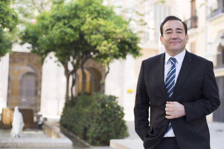 Manuel Illueca, director del IVF. Foto: ESTRELLA JOVER