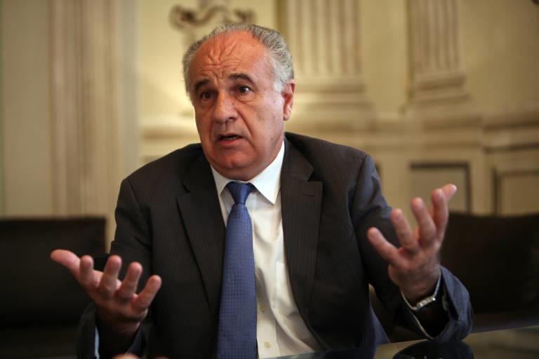 El exconseller Rafael Blasco.