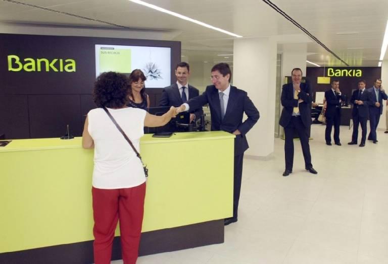 Bankia cerrar 49 oficinas 41 de bmn en menos de un mes for Oficinas banco sabadell valencia