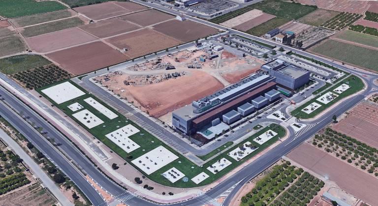 Mercadona invertir 80 millones en la construcci n de sus - Material de construccion en valencia ...