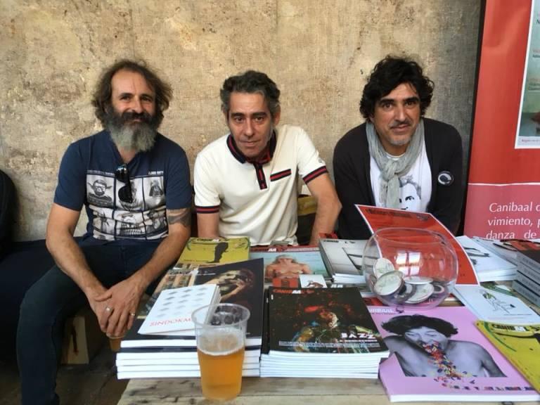 El artista Fernando García del Real diseña el cartel de la