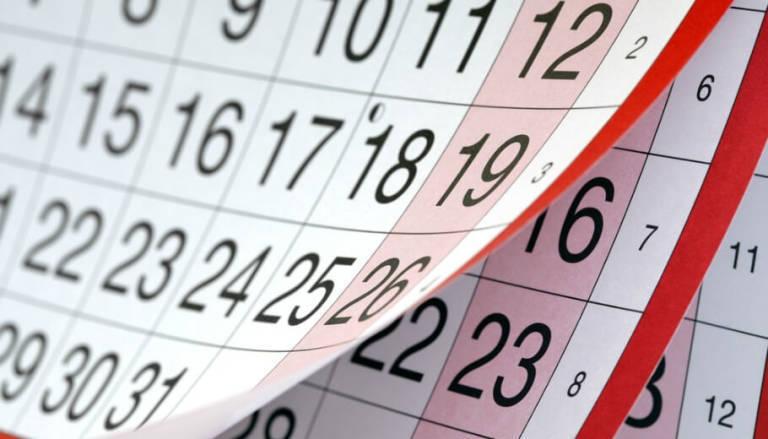 Calendario Laboral Castilla Y Leon 2020.Asi Queda El Calendario Laboral De 2019 Donde El Jueves Santo No