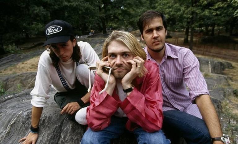 Nirvana se reúne con Joan Jett en un concierto en California