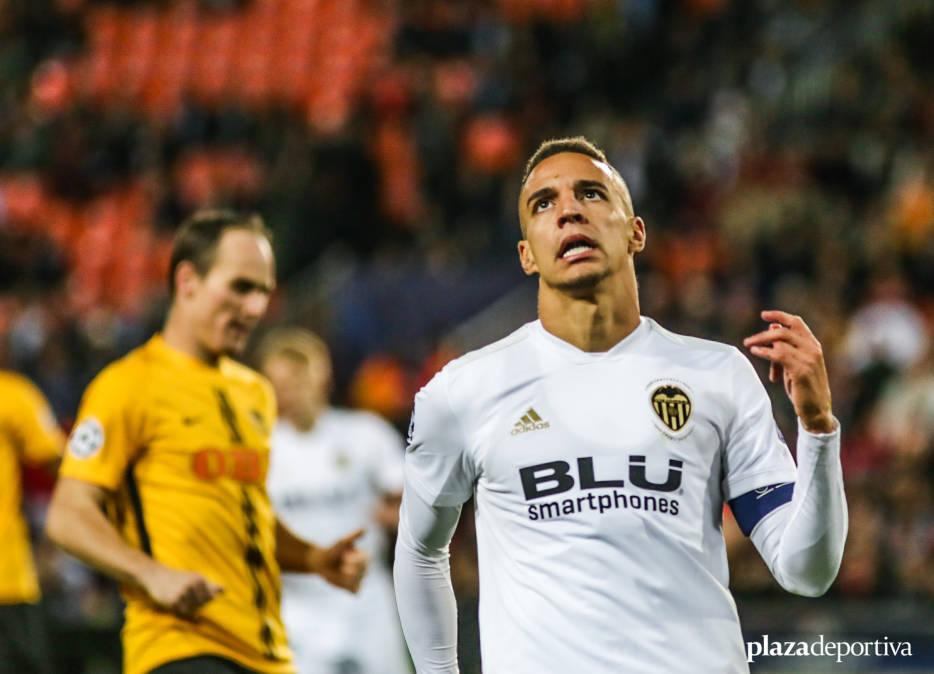 FOTOGALERÍA | Las mejores imágenes del Valencia CF - BSC ...