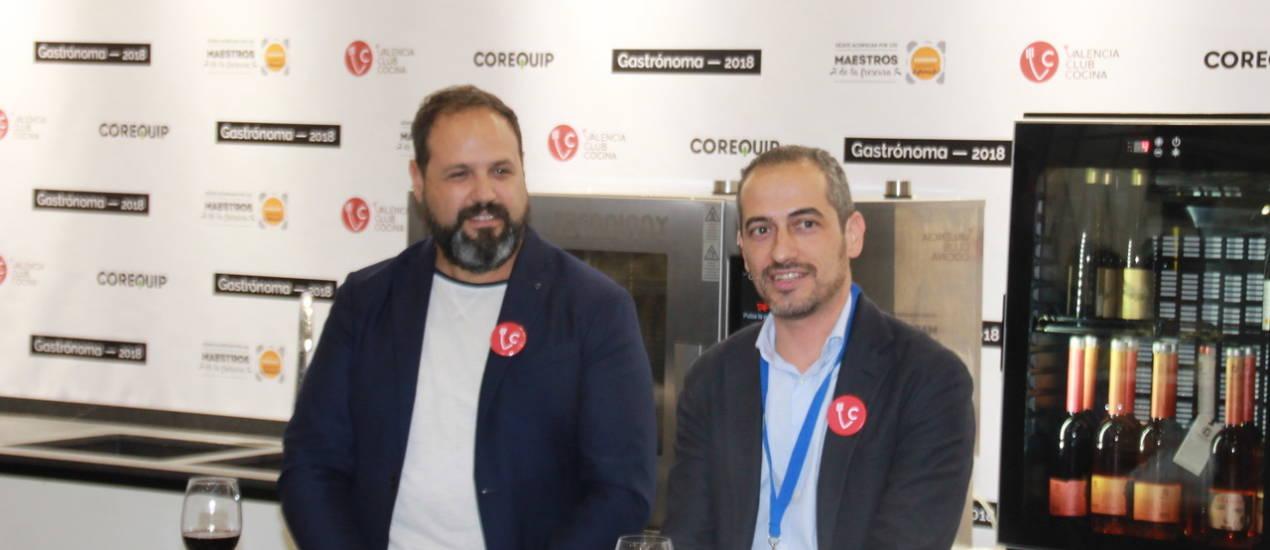 Valencia club cocina renueva su identidad corporativa gu a hedonista - Valencia club de cocina ...