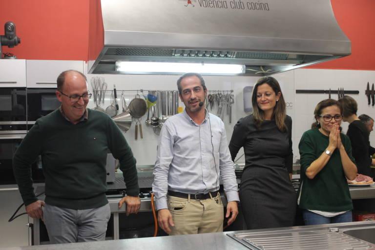 Valencia club cocina celebra el xito de la ltima edici n de gastr noma gu a hedonista - Valencia club cocina ...