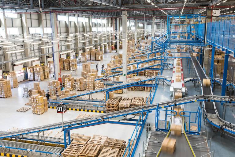 aef474c4 Inditex construirá un centro logístico de Tempe junto al de Mercadona en  Parc Sagunt