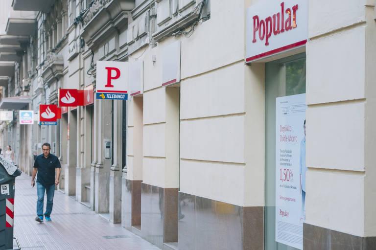 Los despidos de santander en el popular se cobran las 20 for Santander oficinas valencia