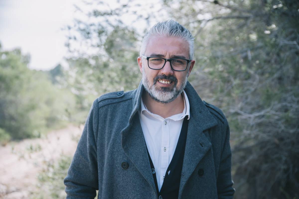 Juanma Ramón. Foto: KIKE TABERNER