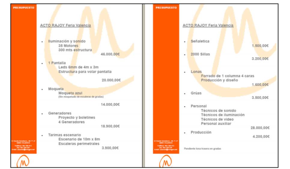 La trama Gürtel cobró 350.000 euros por actos de Rajoy en Valencia ...