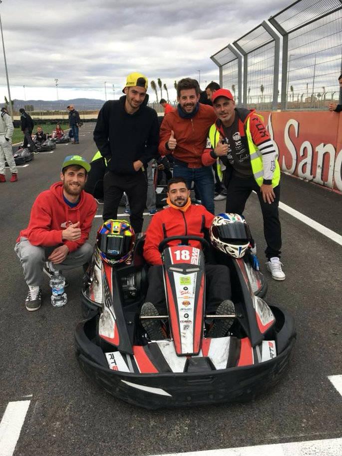Circuito La Ribera : La generalitat alquila las vallas de fórmula al