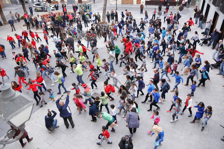 Resultado de imagen de dia de la danza la mutant