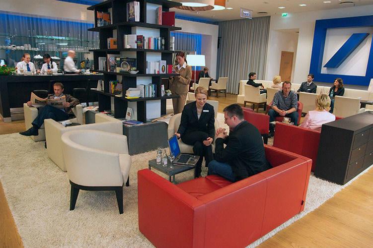 Deutsche bank ofrece la posibilidad online de cambiar las for Oficinas deutsche bank valencia