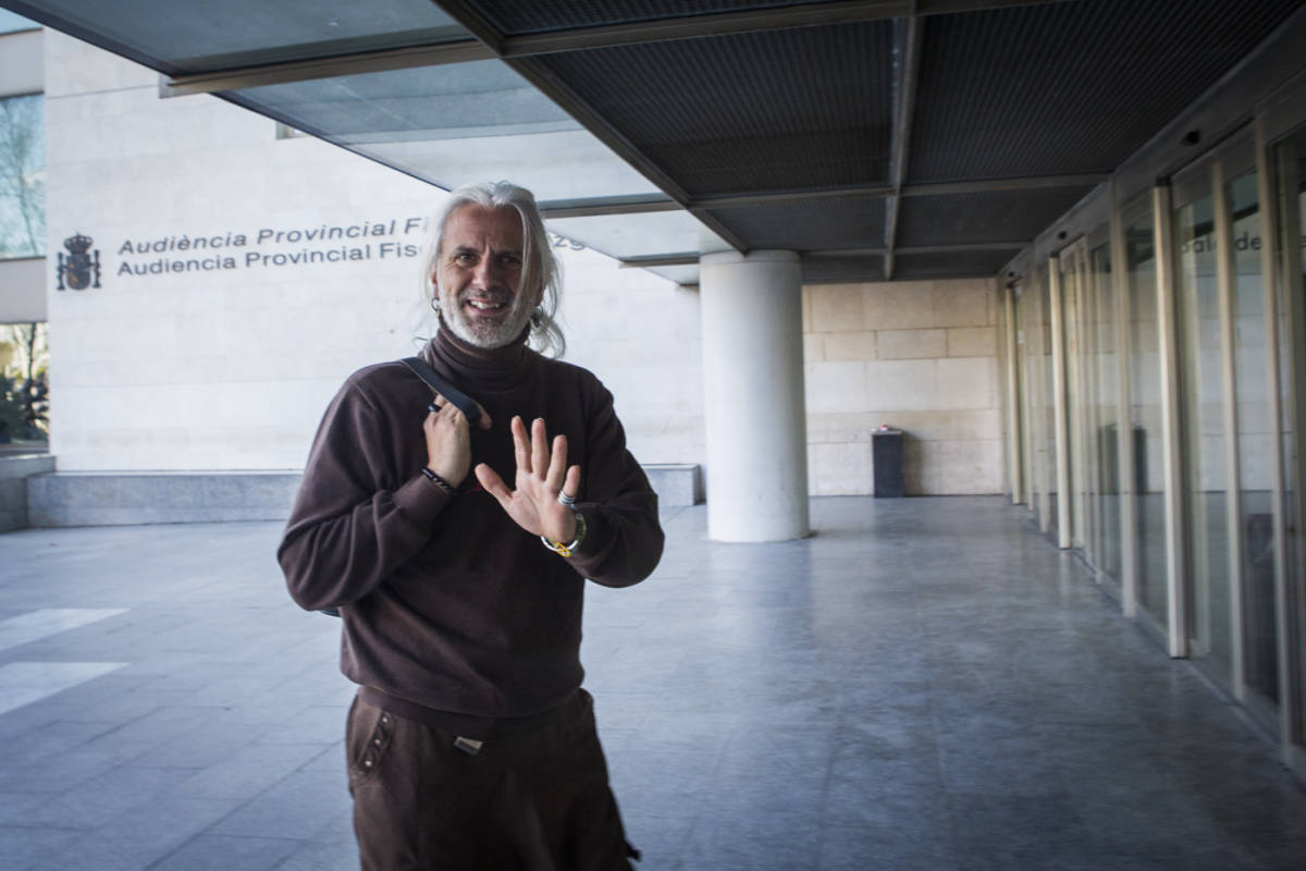 Marcos Benavent, en una imagen de archivo. Foto: EVA MAÑEZ